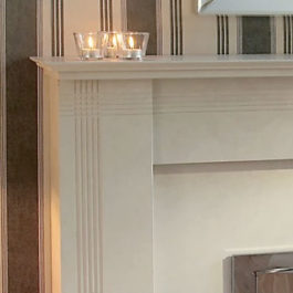 Cameron Marble Fireplace