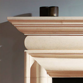 The Clandon Marble Fireplace