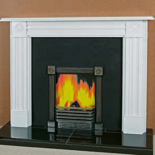 The Regency Marble Fireplace