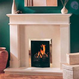 Renoir Marble Fireplace