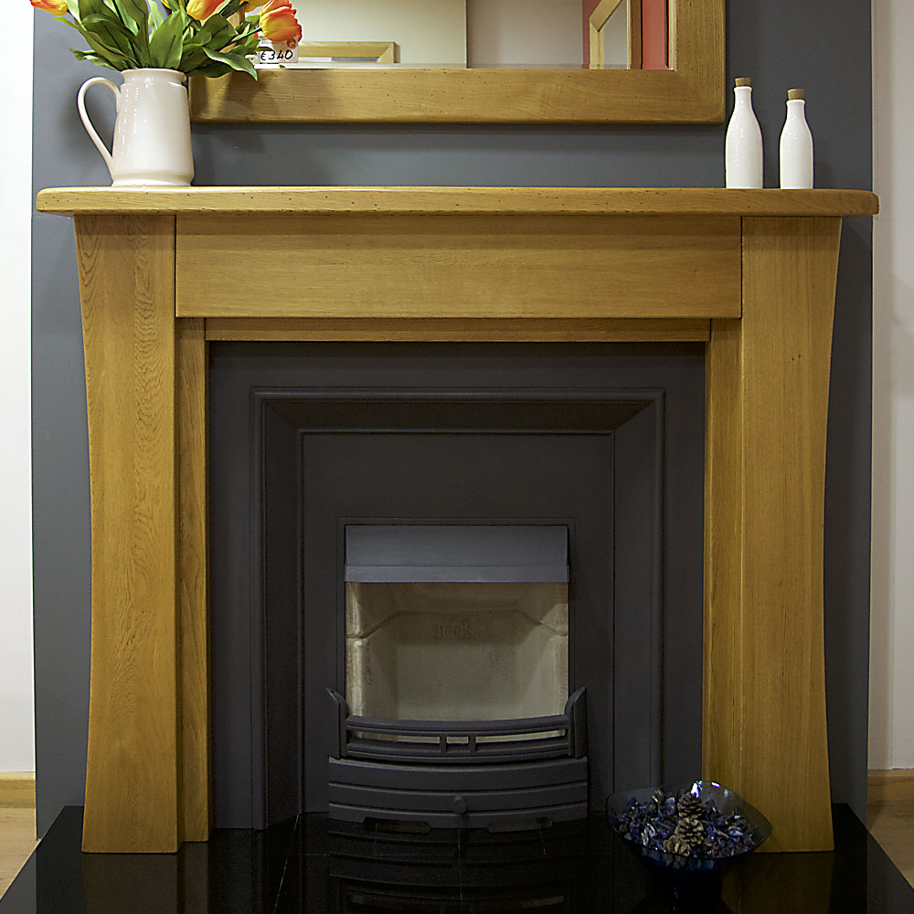 wooden fireplaces by longford fireplaces