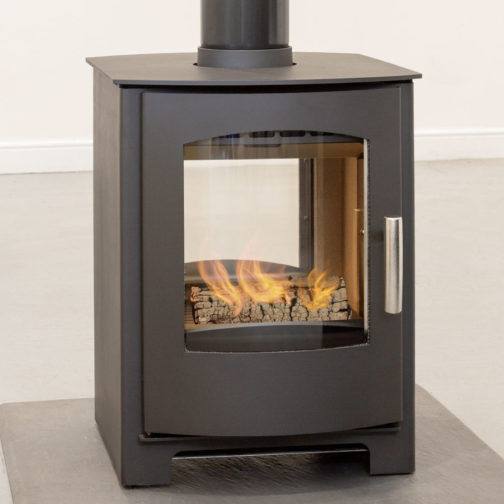 Churchill Double Sided Stove