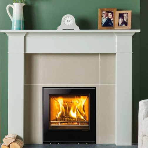Elise Glass Wood Burning Inset Fires & Multi-fuel Inset Fire