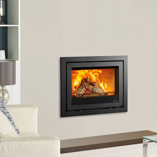 Elise Profil Wood Burning Inset Fires & Multi-fuel Inset Fire