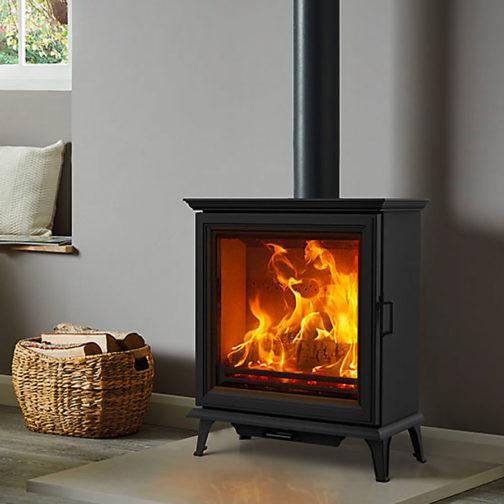 Sheraton 5 Wide Wood Burning Stoves & Multi-fuel Stoves
