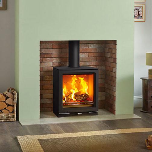 Vogue Medium Wood Burning & Multi-fuel Stove