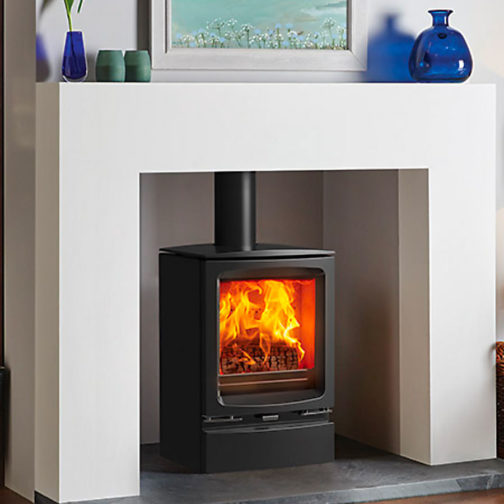 Vogue Midi Wood Burning & Multi-fuel Stove