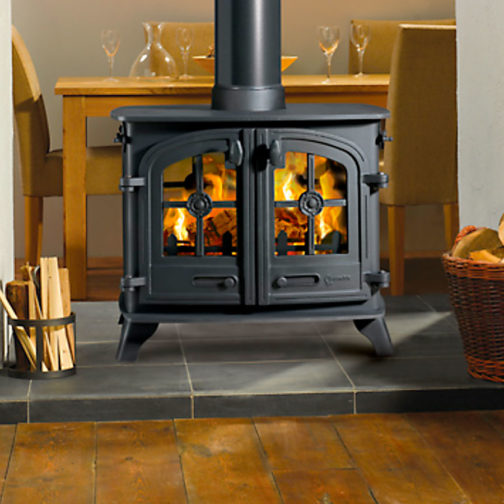 Yeoman Double-Sided Stove