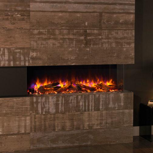 eReflex 110W Outset Electric Fire