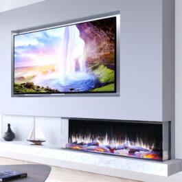 i1250e Deep i-Range Electric Fire