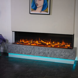 i1500e i-Range Electric Fire